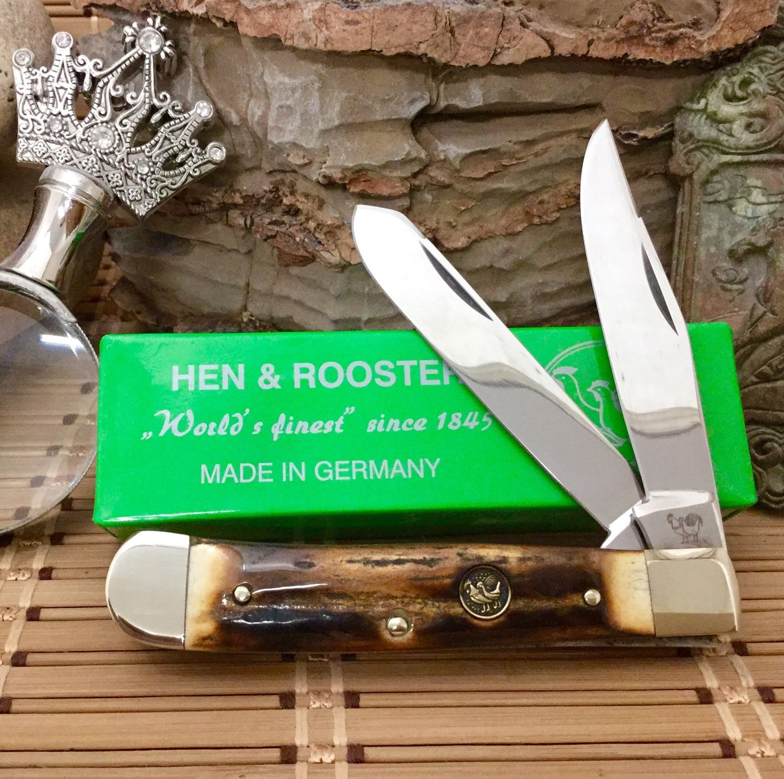 Dating hen and rooster knives