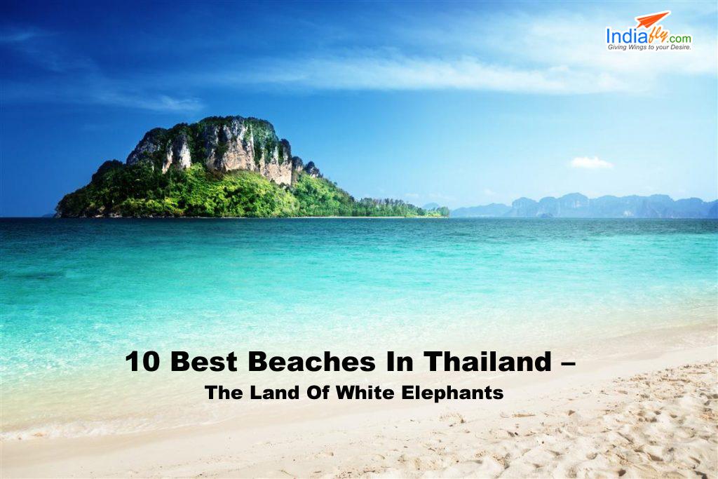 Best Thailand Beaches In October