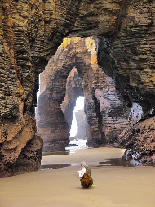 Playas Españolas | La Playa de las Catedrales 1