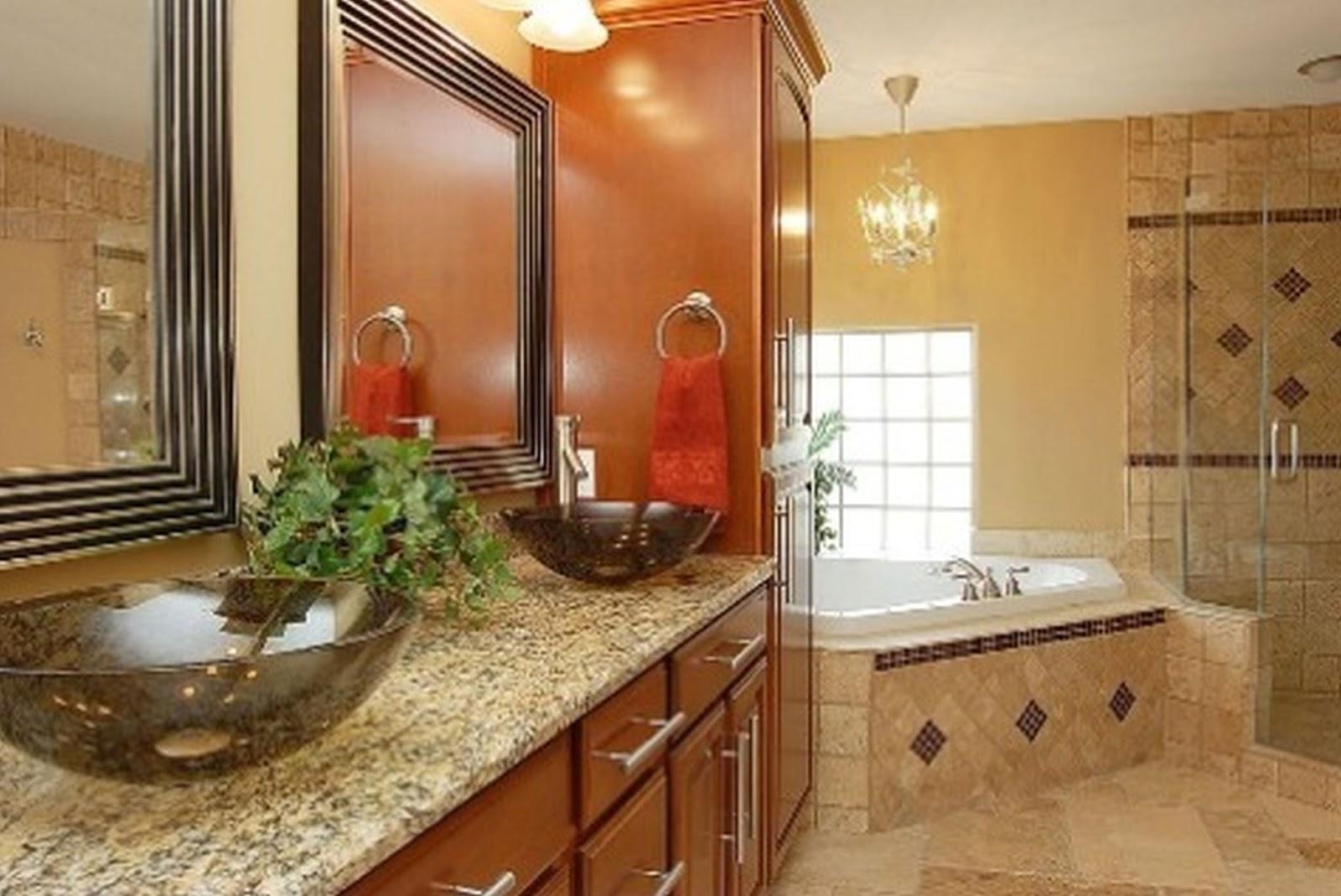 Foundation Dezin & Decor...: Elegant Bathroom Design ... on Model Bathroom Ideas  id=42057