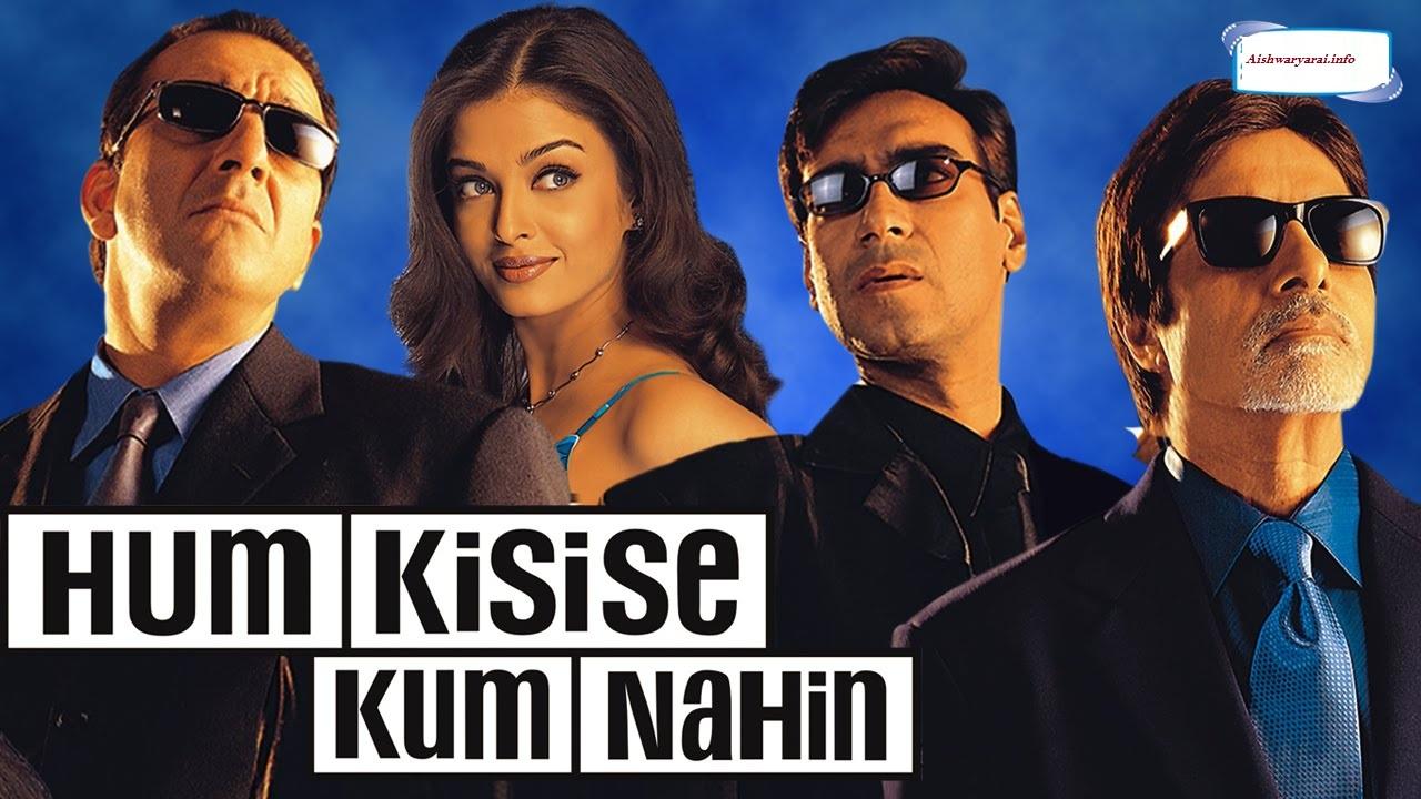 Hum Kisi se kum Nahi Aishwarya Rai bachchan movies