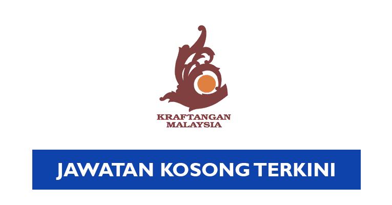 Jawatan Kosong di Perbadanan Kemajuan Kraftangan Malaysia