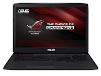 Laptop Gaming ASUS ROG G751JY-DB72