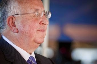 Photo: Sam Walsh has faced investors at his first AGM as Rio's chief executive. (AAP)