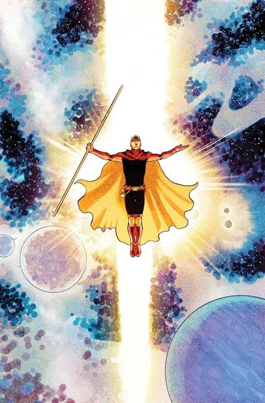 Infinity countdown: Adam Warlock num.1