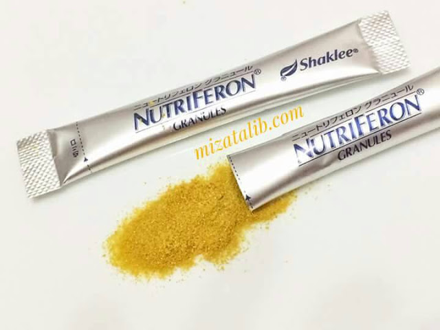 Cara Makan Nutriferon, nutriferon shaklee, rawat batuk dan selsema tanpa dadah, Tips booster imum, makanan yang boleh tingkatkan sistem imum.
