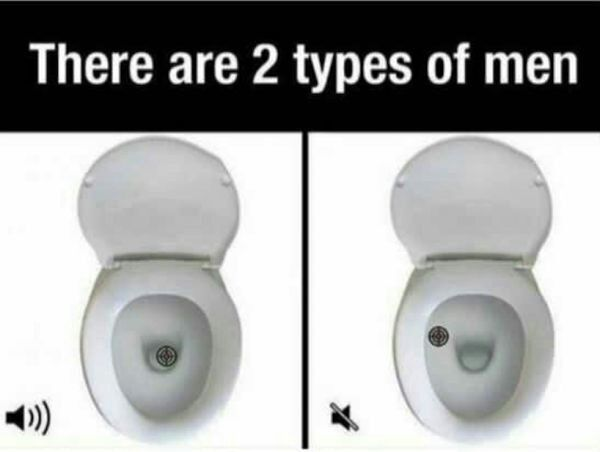 Two types of men meme picture