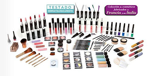 productos maquillaje by sabrina azzi coleccion make up