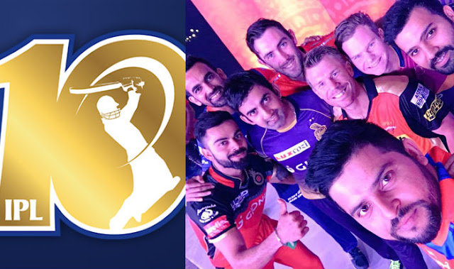 IPL 2017 0pening Ceremony- Captains- Ipl10