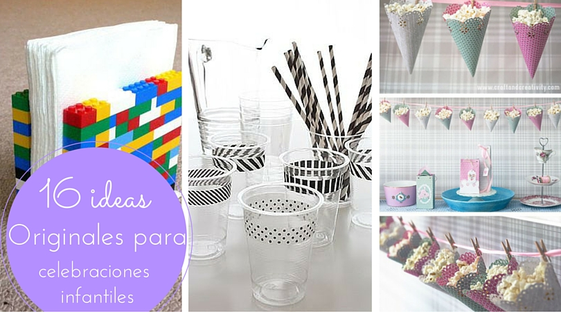 ideas originales para una celebracin infantil small u low cost