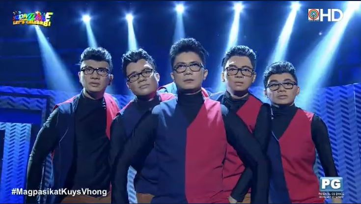 Team Vhong touches the hearts of madlang people in Magpasikat 2017
