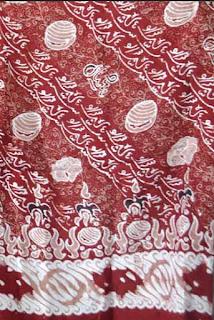 Batik Beremis Khas Bengkulu