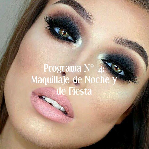 Programa n 4 maquillaje de noche y de fiesta wanmakeup programa n 4 maquillaje de noche y - Diva noche reviews ...