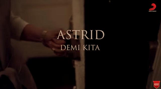 Lirik Lagu Demi Kita by Astrid