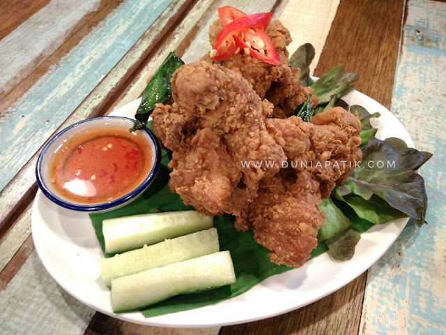 Tom Yam Fried Chiken
