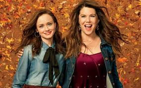 ... das Gilmore Girls (Tal mãe, tal filha)