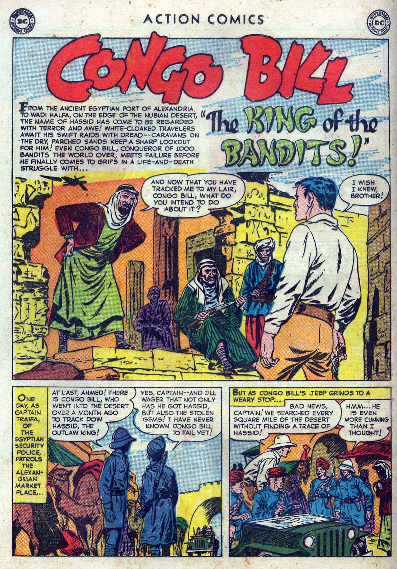 Read online Action Comics (1938) comic -  Issue #167 - 24