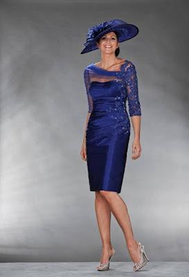 Vestidos de madrina cortos