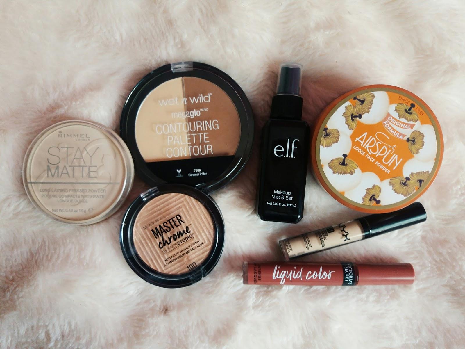 US Makeup Haul - Chelle Belle