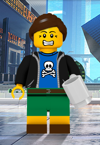 Learning with Mr  Losik: Make Yourself into a Mini Figure