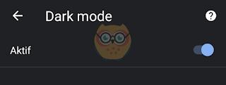 Cara Mengaktifkan Fitur Dark Mode pada Chrome Android