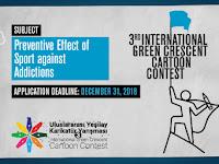 3rd International Green Crescent Cartoon Contest, Turkey