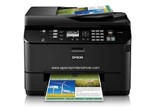 Epson WorkForce Pro WP-4530 Driver Download