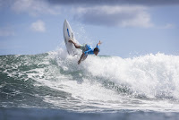 8 Mihimana Braye 2018 Martinique Surf Pro foto WSL Damien Poullenot
