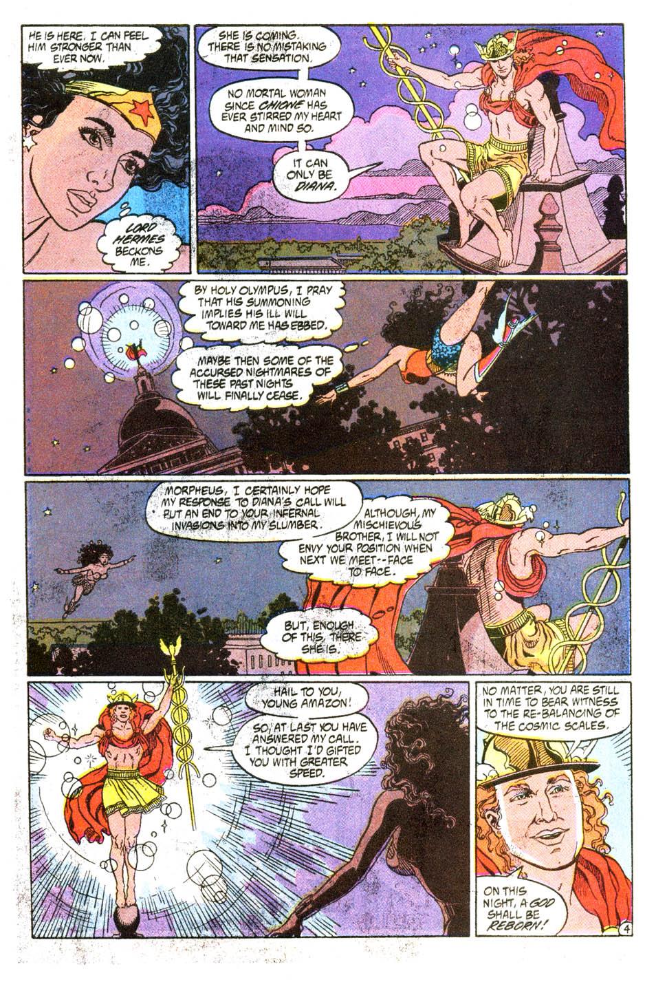 Read online Wonder Woman (1987) comic -  Issue #54 - 5