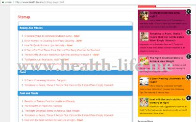 sitemap www.health-life.me