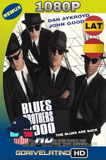 Blues Brothers 2000 (El Ritmo Continúa) CAS-LAT (1998) BDRemux HD1080 MKV