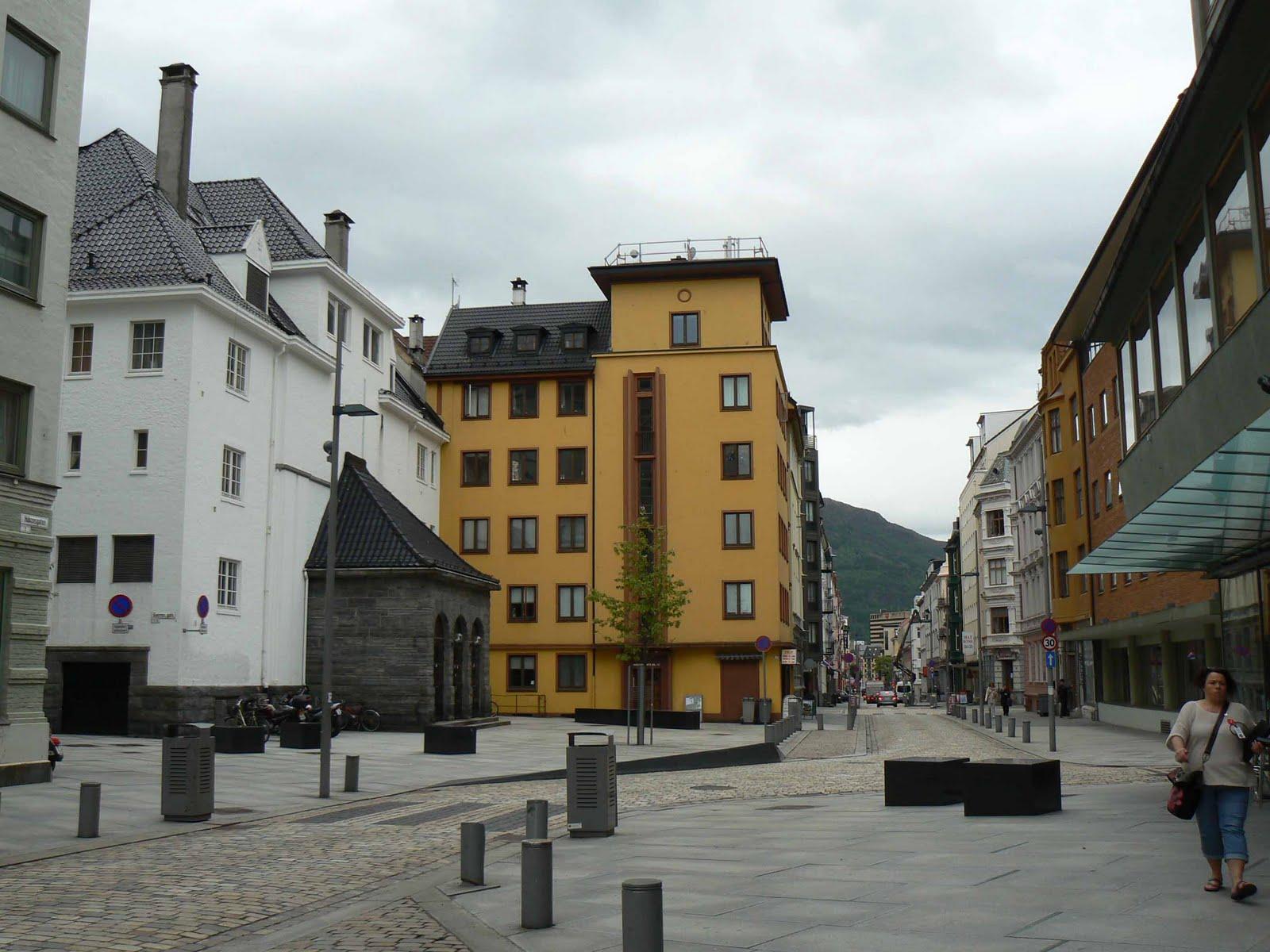 bryggens museum bergen norway