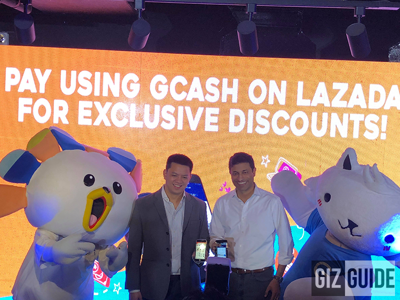 You can now shop at Lazada with your GCash!