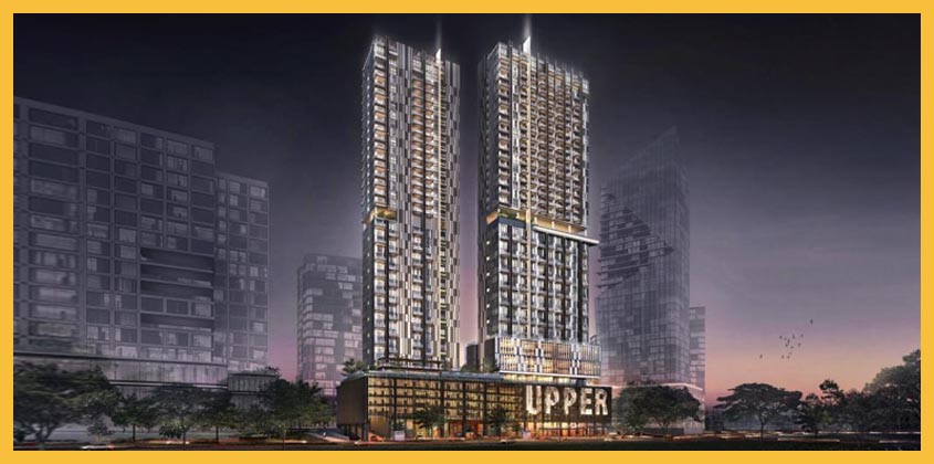 Apartemen & SOHO Upper West BSD City