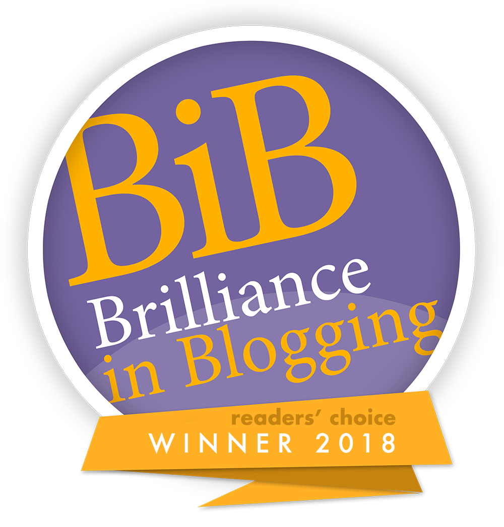 Award Winning Blog!