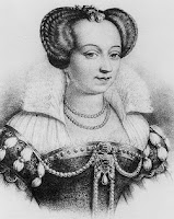 Маргарита де Валуа (Королева Наварская, «Королева Марго») летом 1557 г. отправилась на воды в Спа.