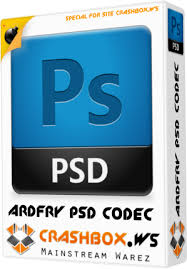Ardfry PSD Codec v1.6.1.0 Keygen Full ၊1.37MB