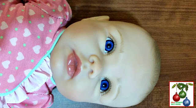 collectible dolls, life-like baby dolls, holiday gifts, gift guide