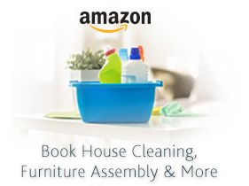 Amazon In-House Cleaning Service