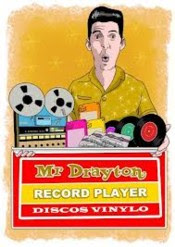 This Blog Supports Mr Drayton's Record Player