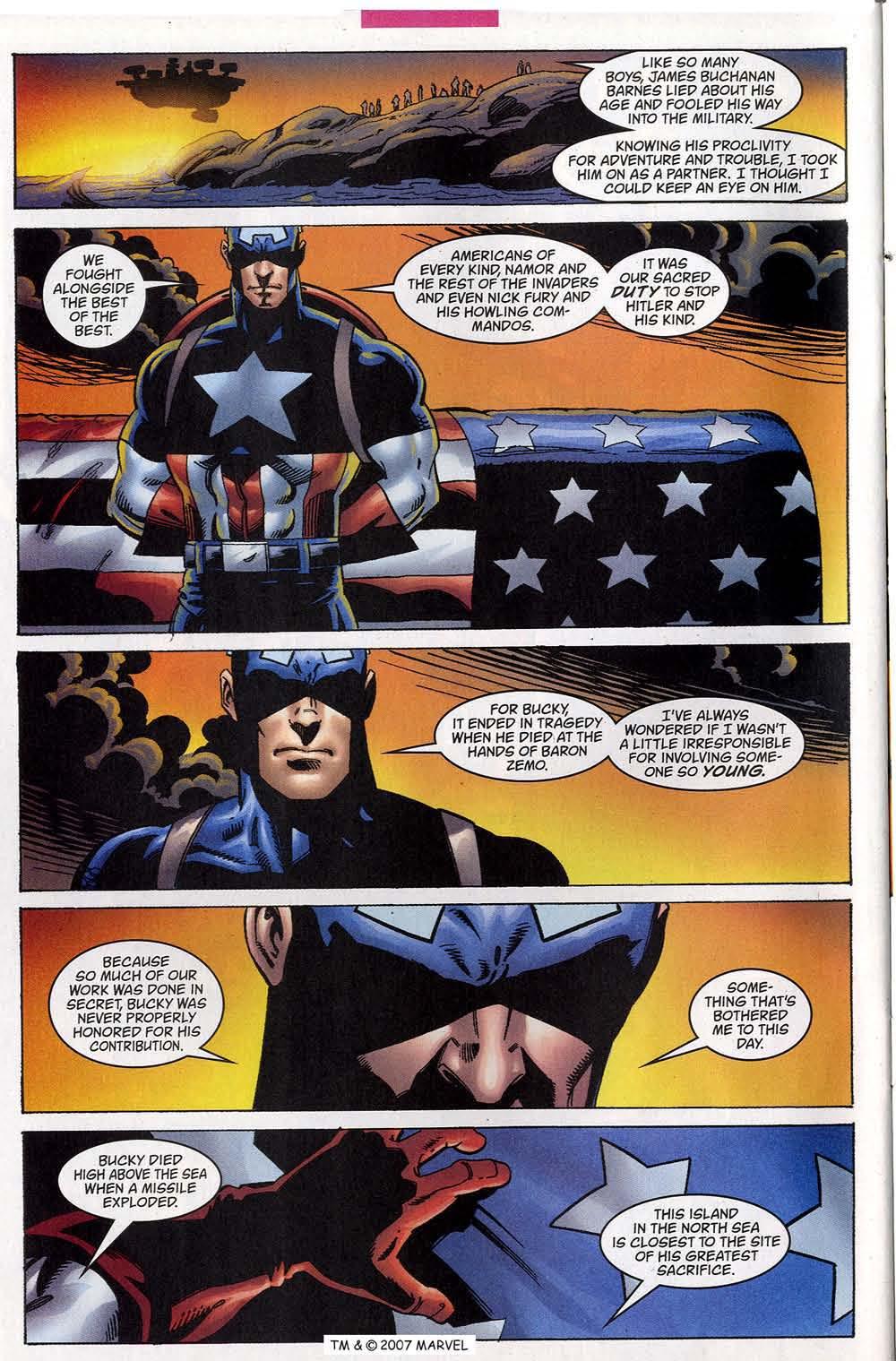 Captain America (1998) Issue #48 #55 - English 32