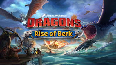 Dragons: Rise of Berk apk mod