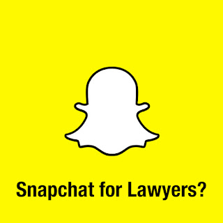 Should Solo and Small Firm Lawyers Use Chat and Photo Apps Like Snapchat for Marketing?