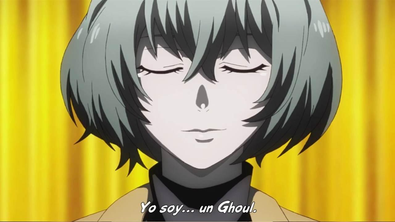 anime tokyo ghoul 1 temporada online: Tokyo Ghoul:re Temporada 2 Capítulo 1 Sub Español Online