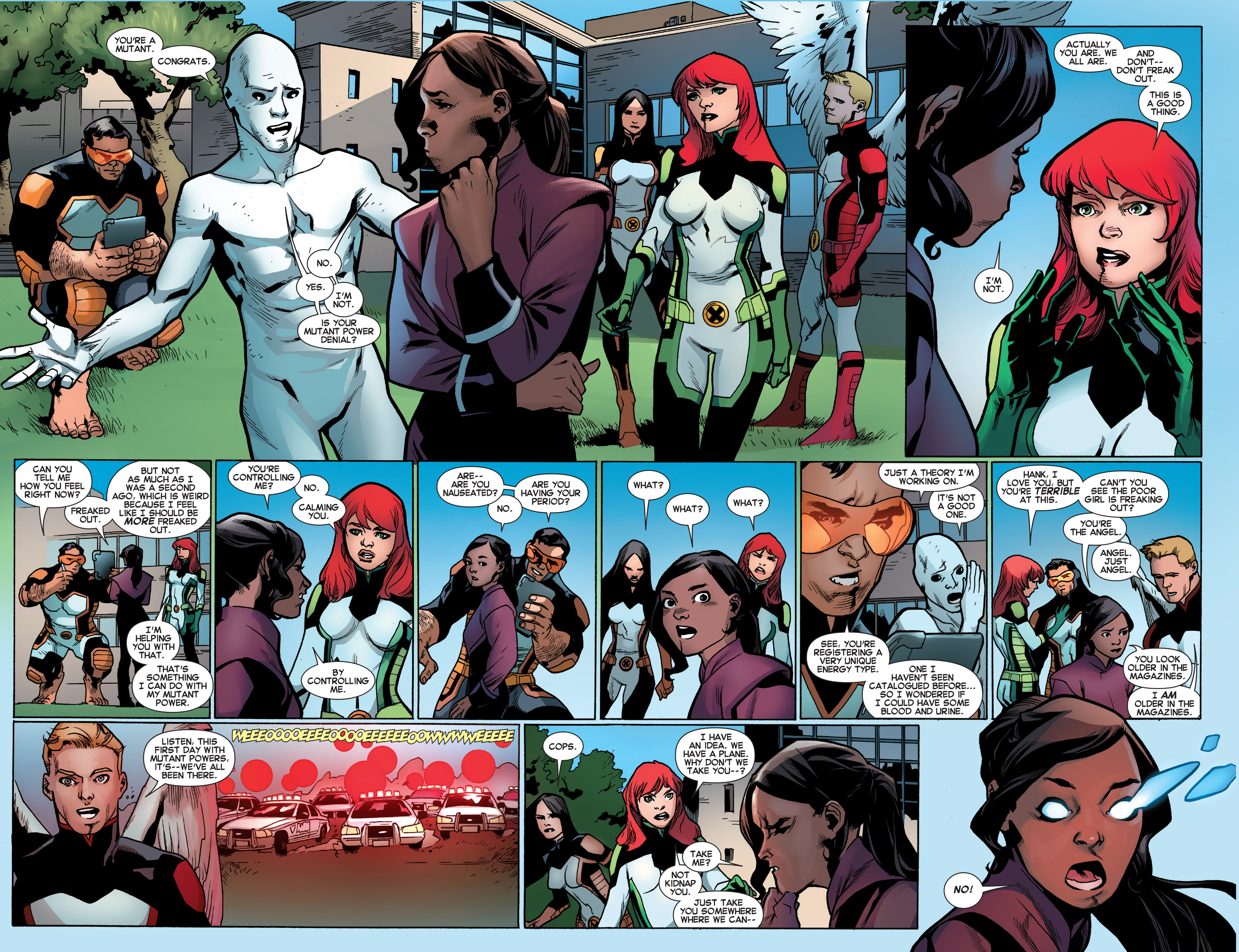 Read online All-New X-Men (2013) comic -  Issue #31 - 17