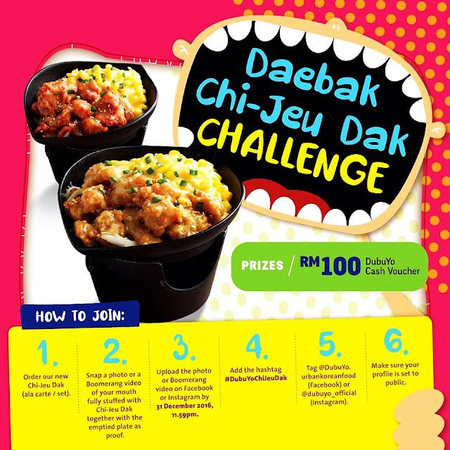 Daebak Chi-Jeu Dak Challenge