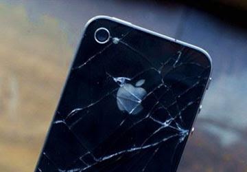 iphone 4s bi vo mat kinh sau