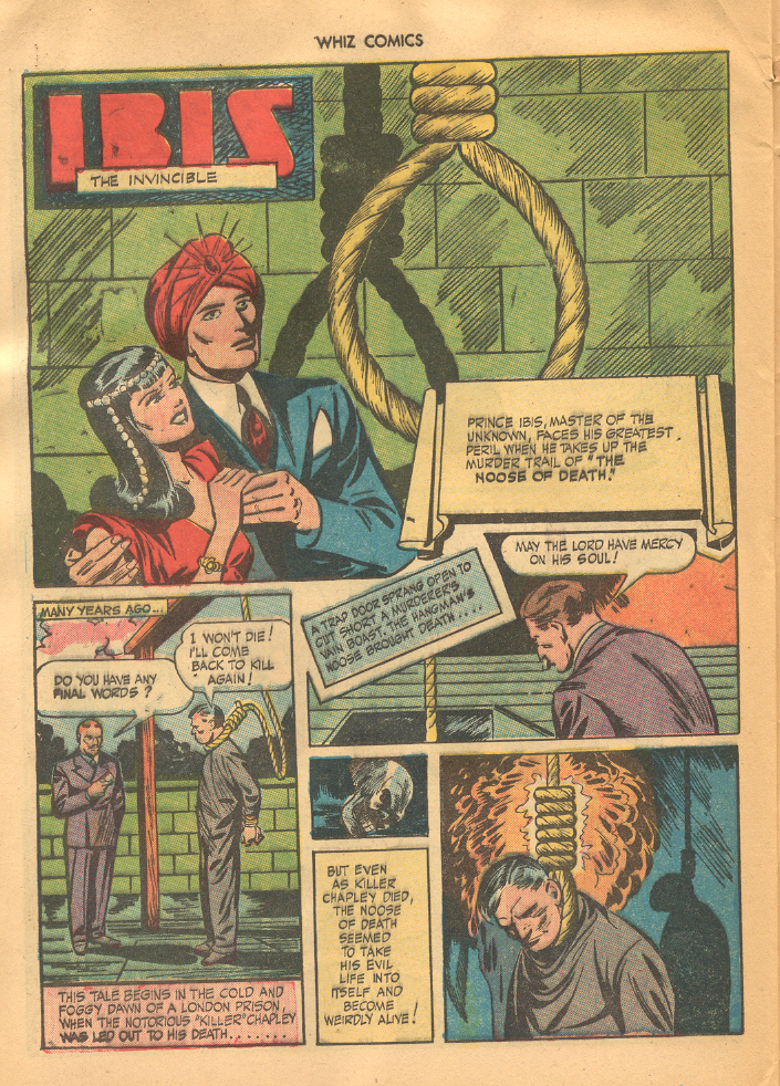 WHIZ Comics issue 69 - Page 28