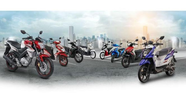 Daftar Harga Motor Yamaha Terbaru Tahun 2017