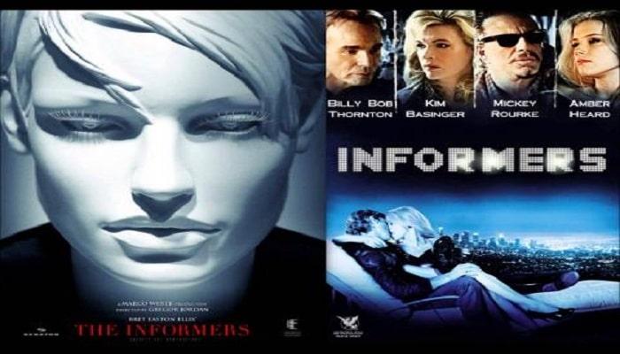 Amber Heard Filmleri - The Informers - Kurgu Gücü